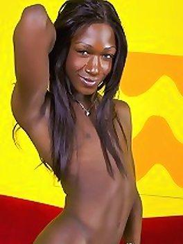 Kinky Ebony Shemales